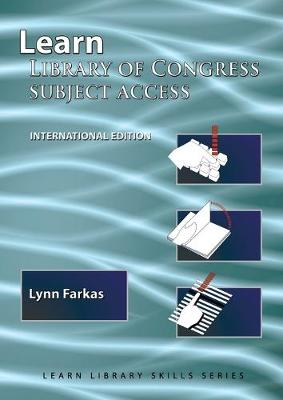 Learn Library of Congress Subject Access (International Edition)