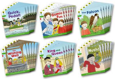 Oxford Reading Tree Biff, Chip and Kipper Stories Decode and Develop: Level 2: Level 2 More B Decode and Develop Class Pack of 36