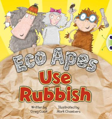 BC Red A (KS1) Eco Apes Use Rubbish