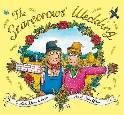 xhe Scarecrows' Wedding