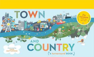 Town and Country: Flip the book - what can you see?