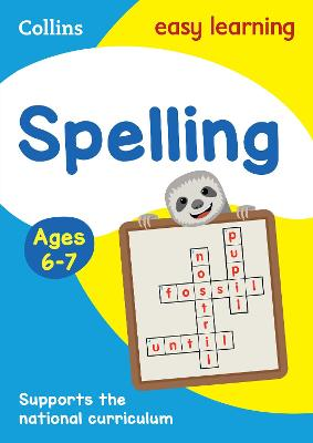 Spelling Ages 6-7: Ideal for Home Learning