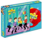 The Wiggles Join the Band Book and Tambourine