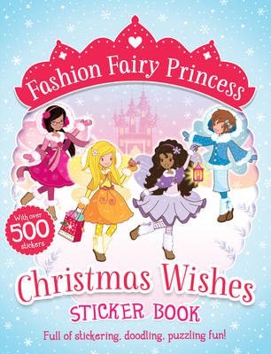 Christmas Wishes Sticker Book