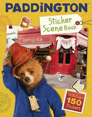 Paddington: Sticker Scene Book: Movie Tie-in