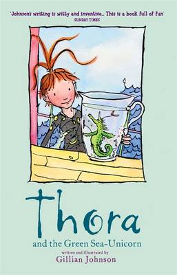 2: Thora and the Green Sea-Unicorn