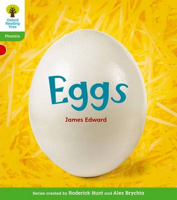 Oxford Reading Tree: Level 2: Floppy's Phonics Non-Fiction: Eggs