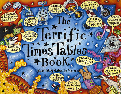 The Terrific Times Tables Book