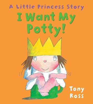 I Want My Potty!