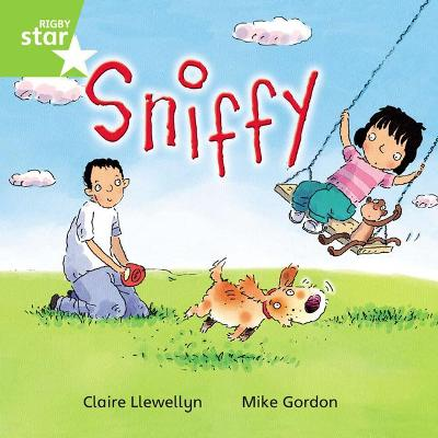 Rigby Star Independent Year 1 Green Fiction Sniffy Single