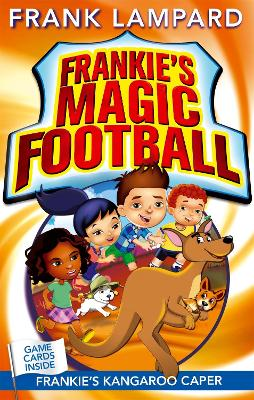 Frankie's Magic Football: Frankie's Kangaroo Caper: Book 10