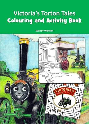 Victoria's Torton Tales Colouring and Activity Book