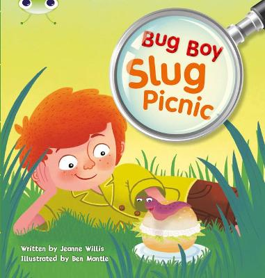 BC Yellow B/ 1C Bug Boy: Slug Picnic
