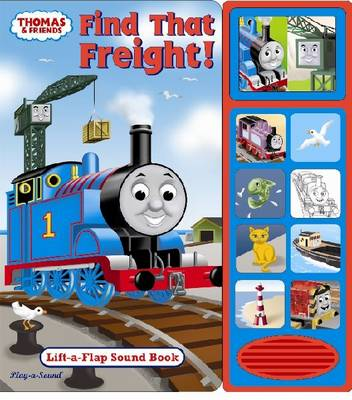 Thomas Find That Freight, Little Lift & Listen