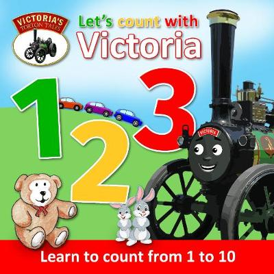 Victoria's Torton Tales Let's Count With Victoria 1 2 3