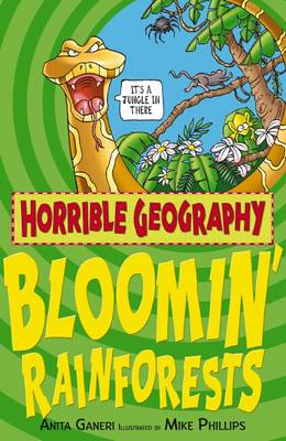 Horrible Geography: Bloomin Rainforests