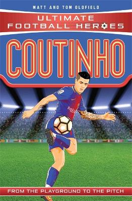 Coutinho (Ultimate Football Heroes) - Collect Them All!