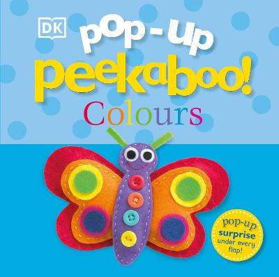 Pop-Up Peekaboo! Colours