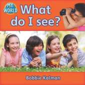 What do I see?: Looking in My World