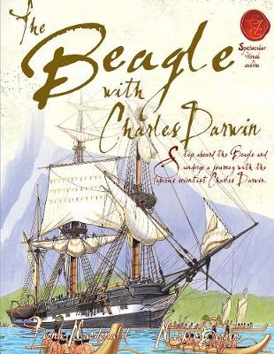 The Beagle With Charles Darwin