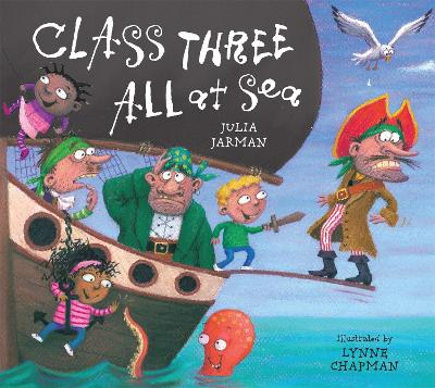 Class Three All At Sea