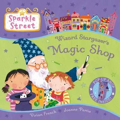 Sparkle Street: Wizard Stargazer's Magic Shop