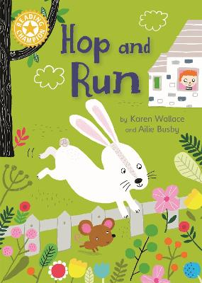 Reading Champion: Hop and Run: Independent Reading Yellow 3