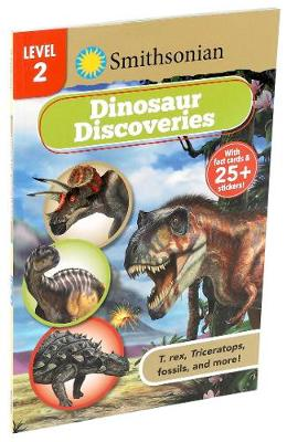 Smithsonian Reader Level 2: Dinosaur Discoveries