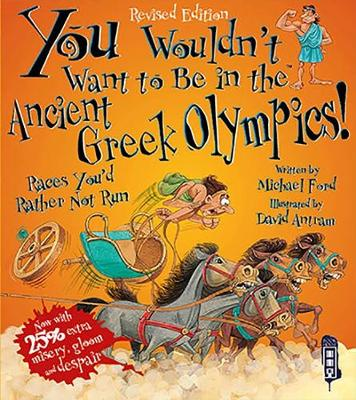 You Wouldn't Want To Be In The Ancient Greek Olympics!