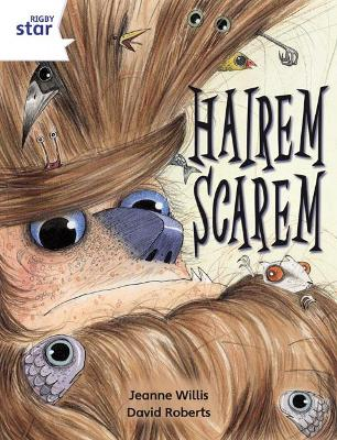 Rigby Star Independent Year 2 White Fiction Hairem Scarem Single