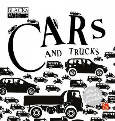 Black & White Cars And Trucks