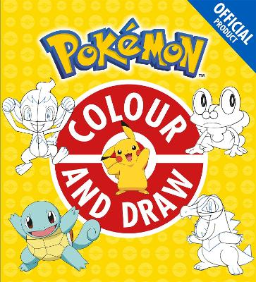 The Official Pokemon Colour and Draw