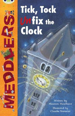 BC Lime A/3C Meddlers: Tick, Tock, Unfix the Clock