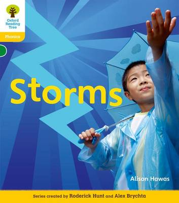 Oxford Reading Tree: Level 5 and 5A: Floppy's Phonics Non-Fiction: Storms