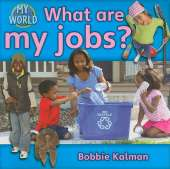 What are my jobs?: Chores in My World