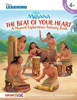 Moana: The Beat of Your Heart