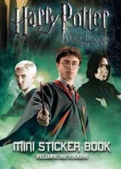 """Harry Potter and the Half-blood Prince"": Mini Sticker Book"