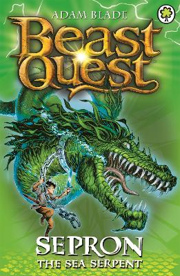 Beast Quest: Sepron the Sea Serpent: Series 1 Book 2