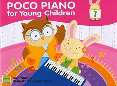 Poco Piano 1: For Young Children