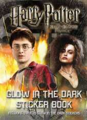 """Harry Potter and the Half-blood Prince"": Glow in the Dark Sticker Book"