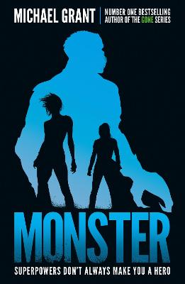Monster: The Gone Series May be Over, but it's Not the End of the Story