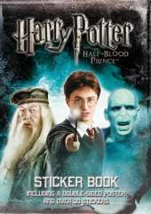 """Harry Potter and the Half-blood Prince"" Sticker Book"