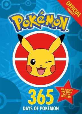The Official Pokemon 365 Days of Pokemon: An Activity for Every Day of the Year