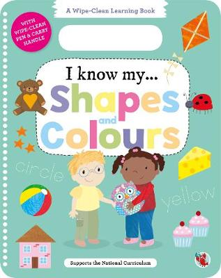 I Can: Shapes & Colours
