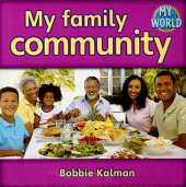 My family community: Communities in My World