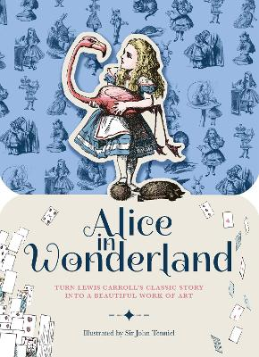 Paperscapes: Alice in Wonderland: Turn Lewis Carroll's classic story into a beautiful work of art