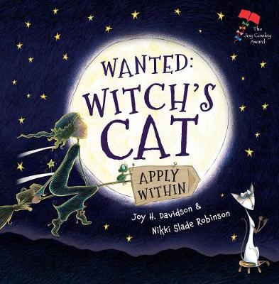 Wanted: Witch's Cat - Apply Within