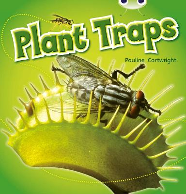 Bug Club Non-fiction Blue (KS1) B/1B Plant Traps 6-pack