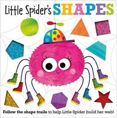 Little Spider's Shapes