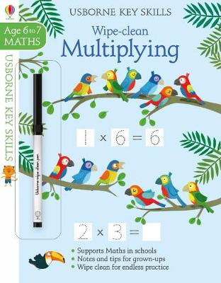 Wipe-Clean Multiplying 6-7